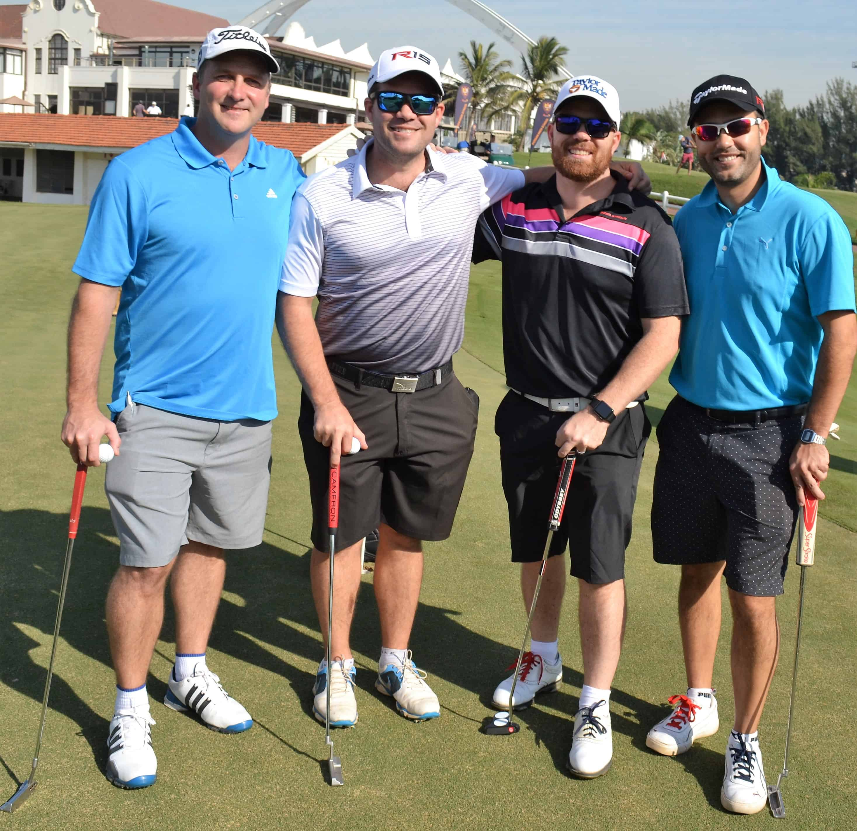 DHS Foundation Old Boys Golf Day