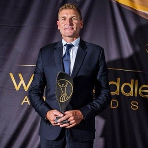 Hank McGregor inducted into World Paddle Awards Academy!