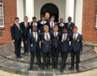 The DHS U14 A Swimming and Water Polo teams.