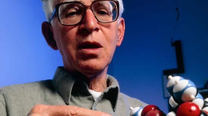 RIP Professor Sir Aaron Klug, OM.