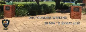 DHS Founders weekend